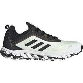 adidas TERREX Agravic Flow Trail Running Shoes Men, grijs/geel